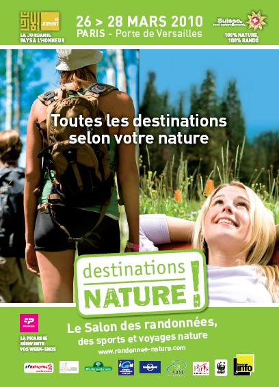 salon destinations nature 2010