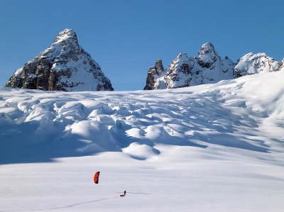 Tour Groenland kite ski, Wings Over Greenland II