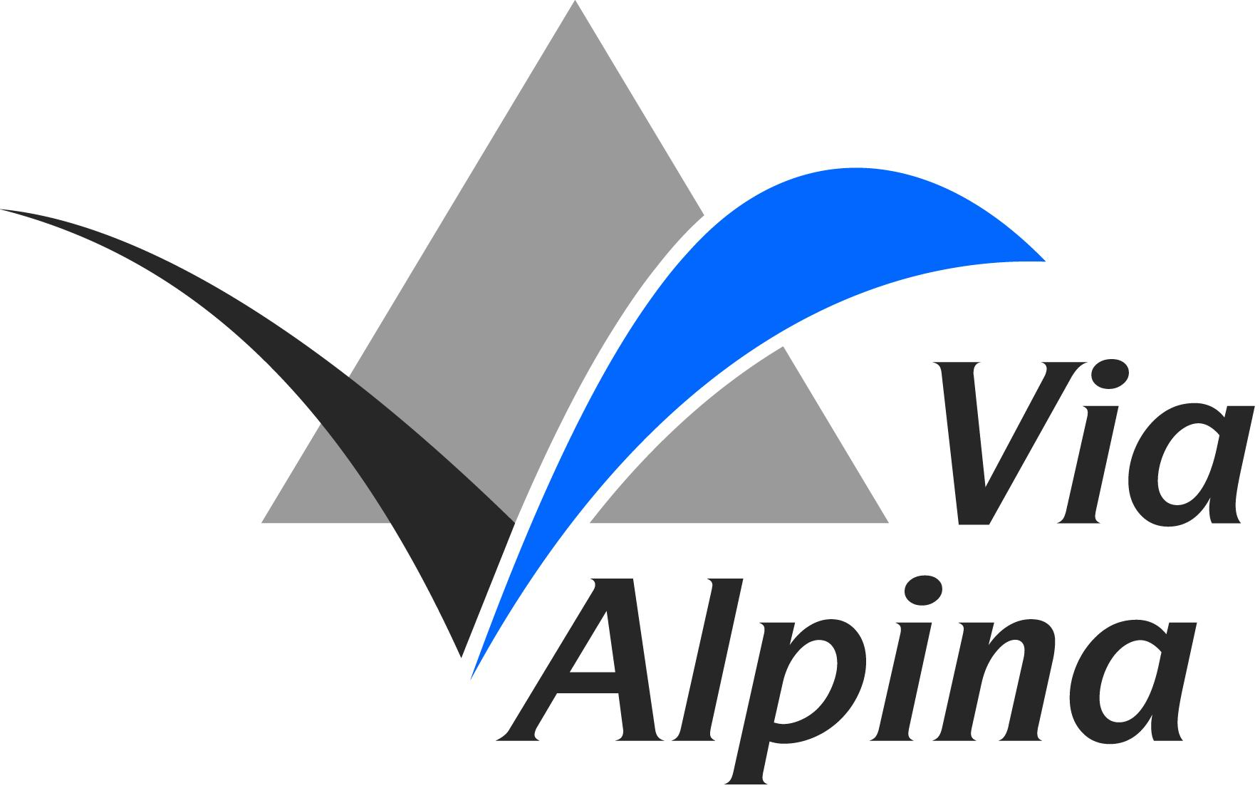 Via Alpina Logo