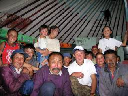"""MONGOLIE-famille"