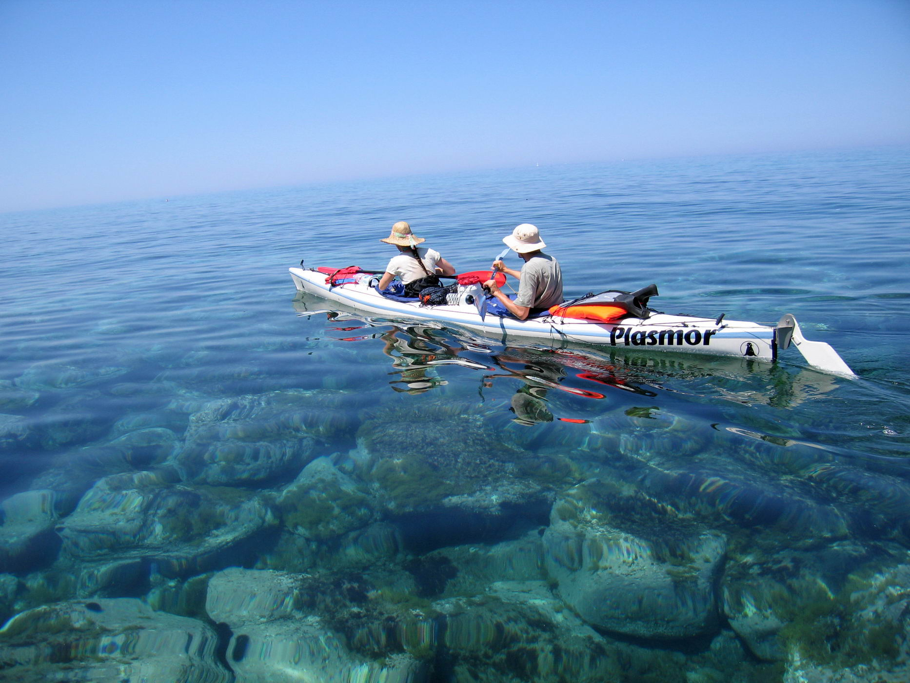 Kayak b louga 2 - Kayak de mer 2 places ...