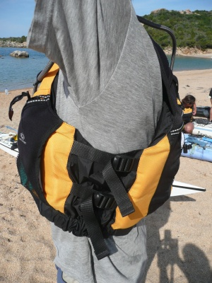 Gilet kayak Aquatic de Hiko