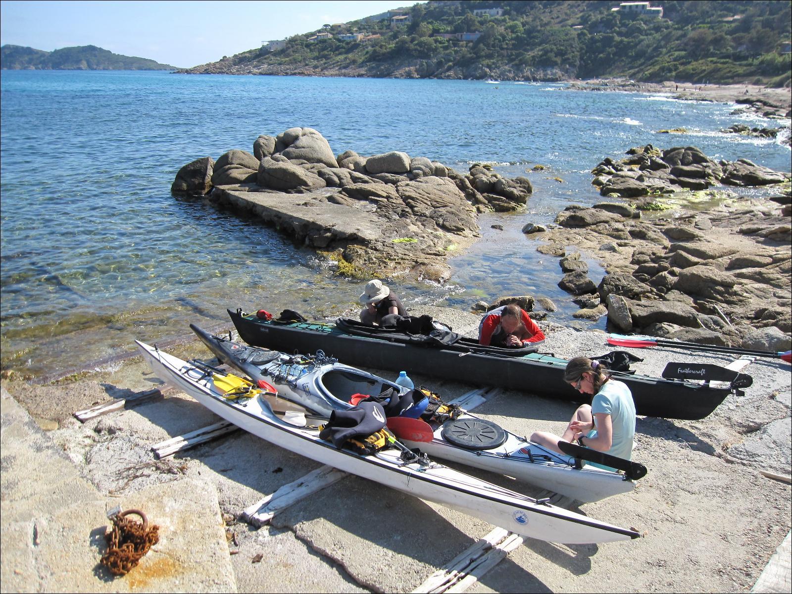 Kayak pliant Klondike de Feathercraft