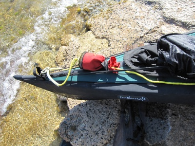 Kayak pliant Feathercraft Klondike