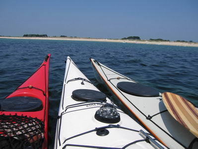 Vente kayak de mer