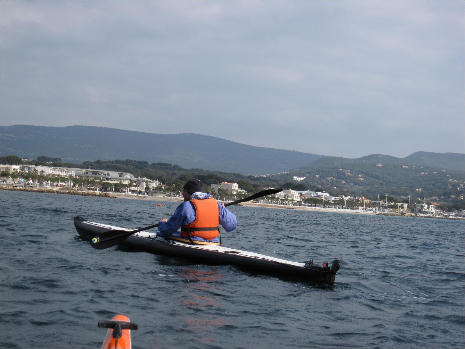 kayak pliant greenlander de nautiraid
