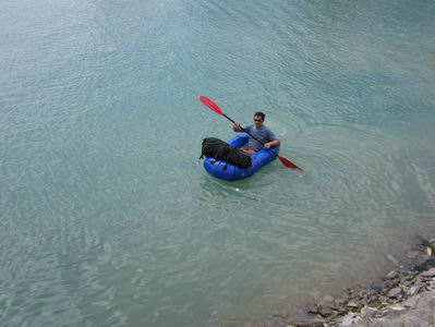 mini raft alpacka raft
