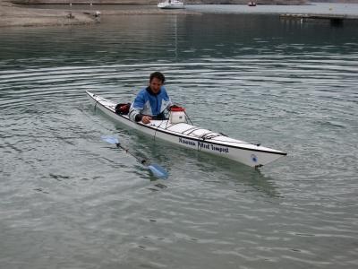 Veste etanche kayak