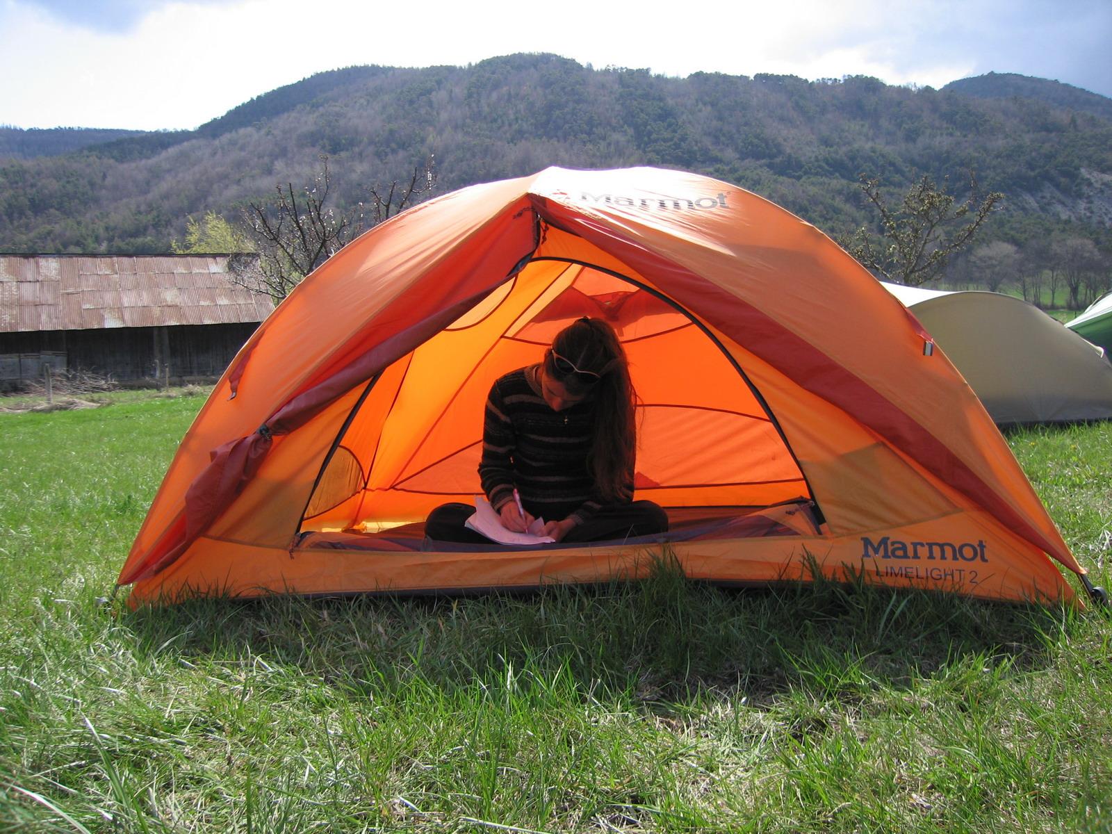 Tente Marmot Limelight 2P & Marmot Limelight 2P