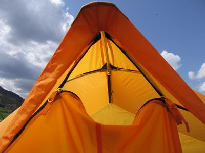 Tente Vaude Hogan ultralight