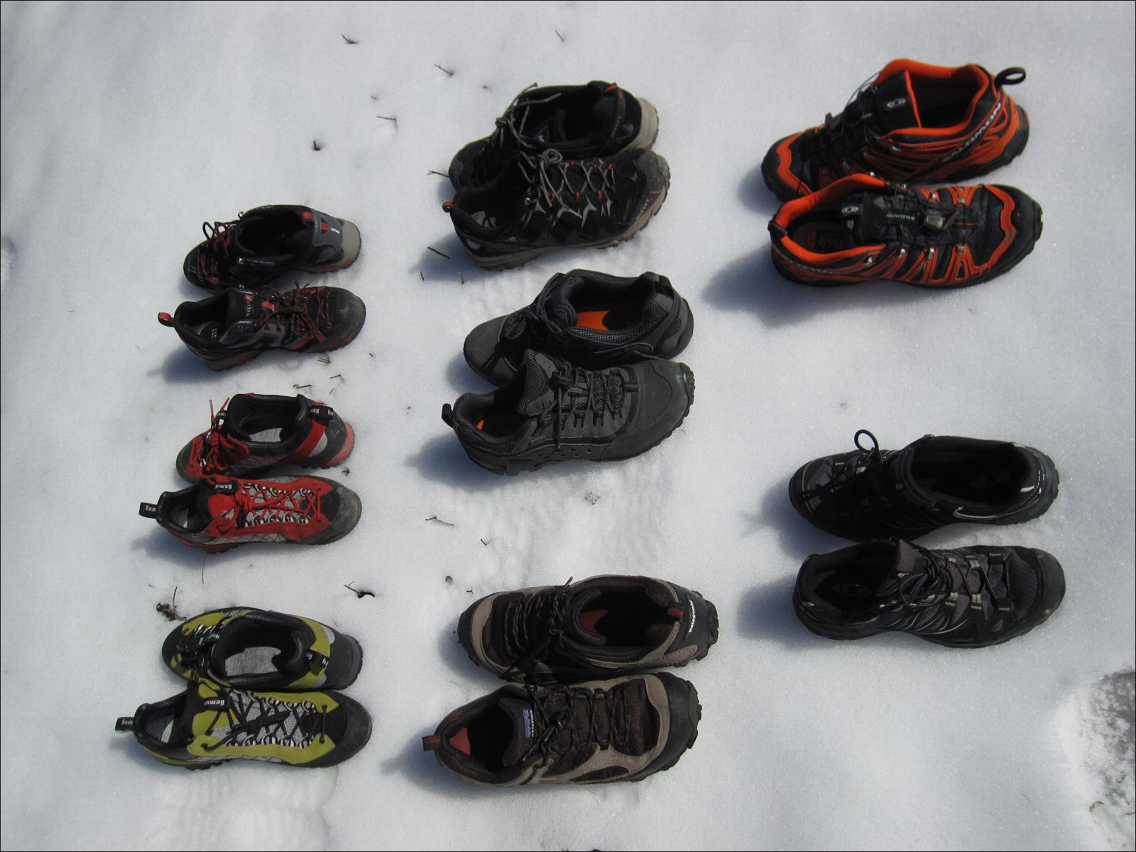 Basse Comparatif Tige Chaussures Tex Gore 5wrXYwEq
