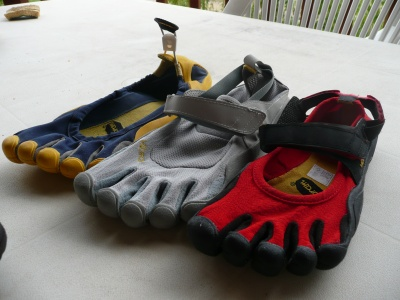 FiveFingers Classic, KSO, Sprint