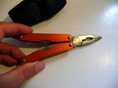 Leatherman Juice S2 pince