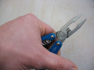 Couteau Leatherman Juice CS4