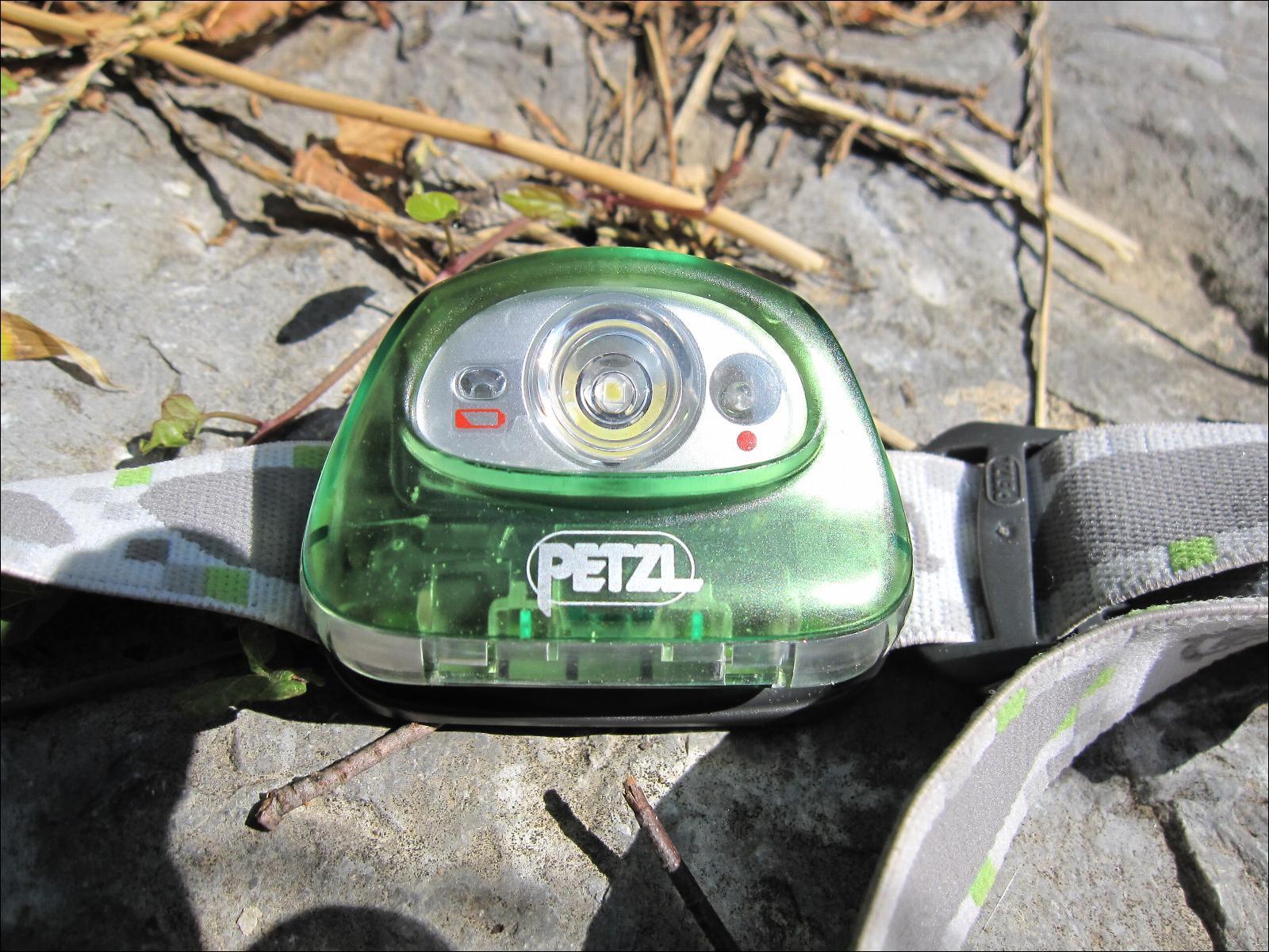 Frontale Petzl Tikka Plus 2