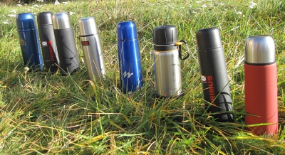 Test thermos