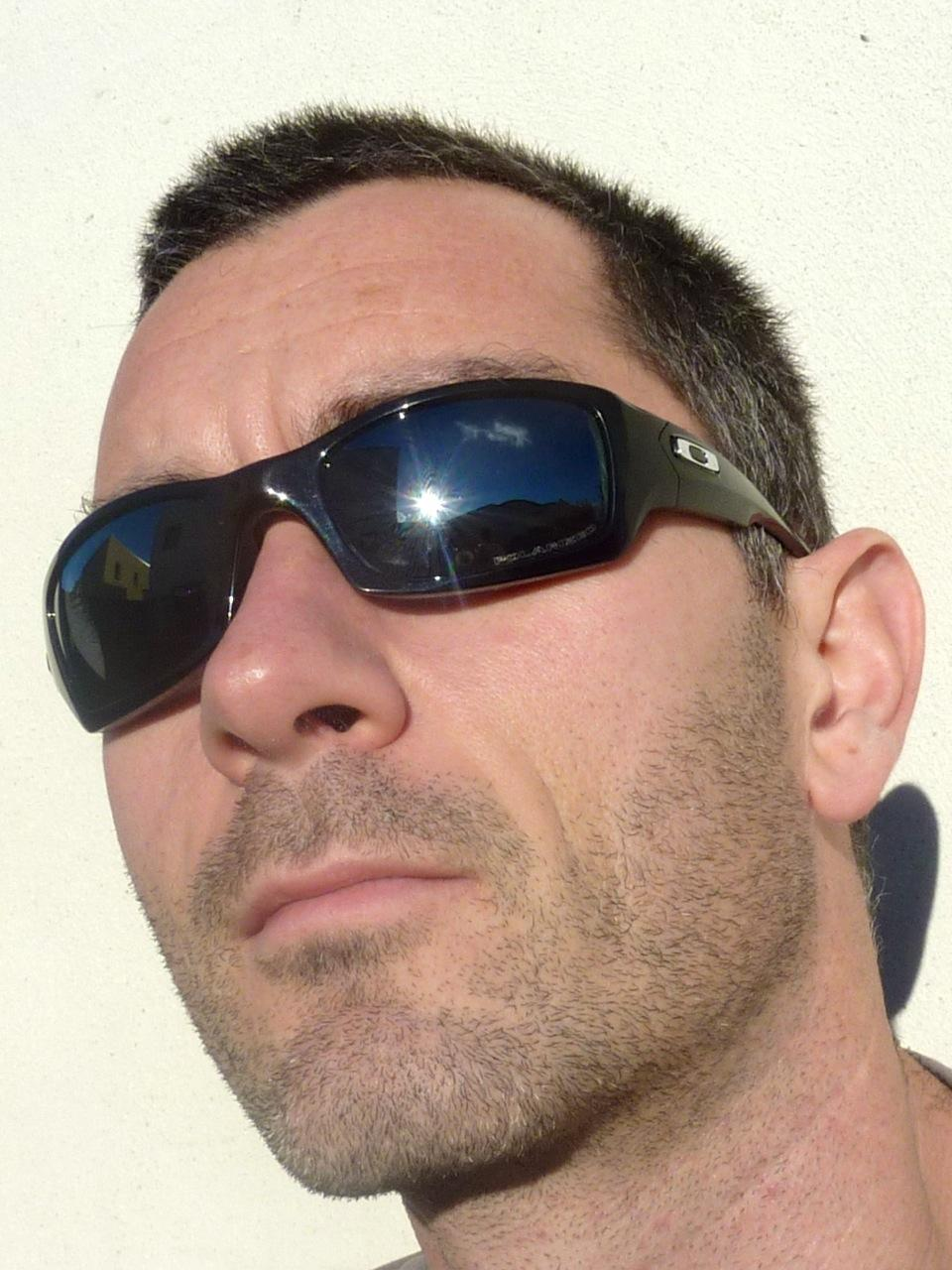 oakley five squared  Test de lunettes de soleil OAKLEY Fives Squared polaris茅es