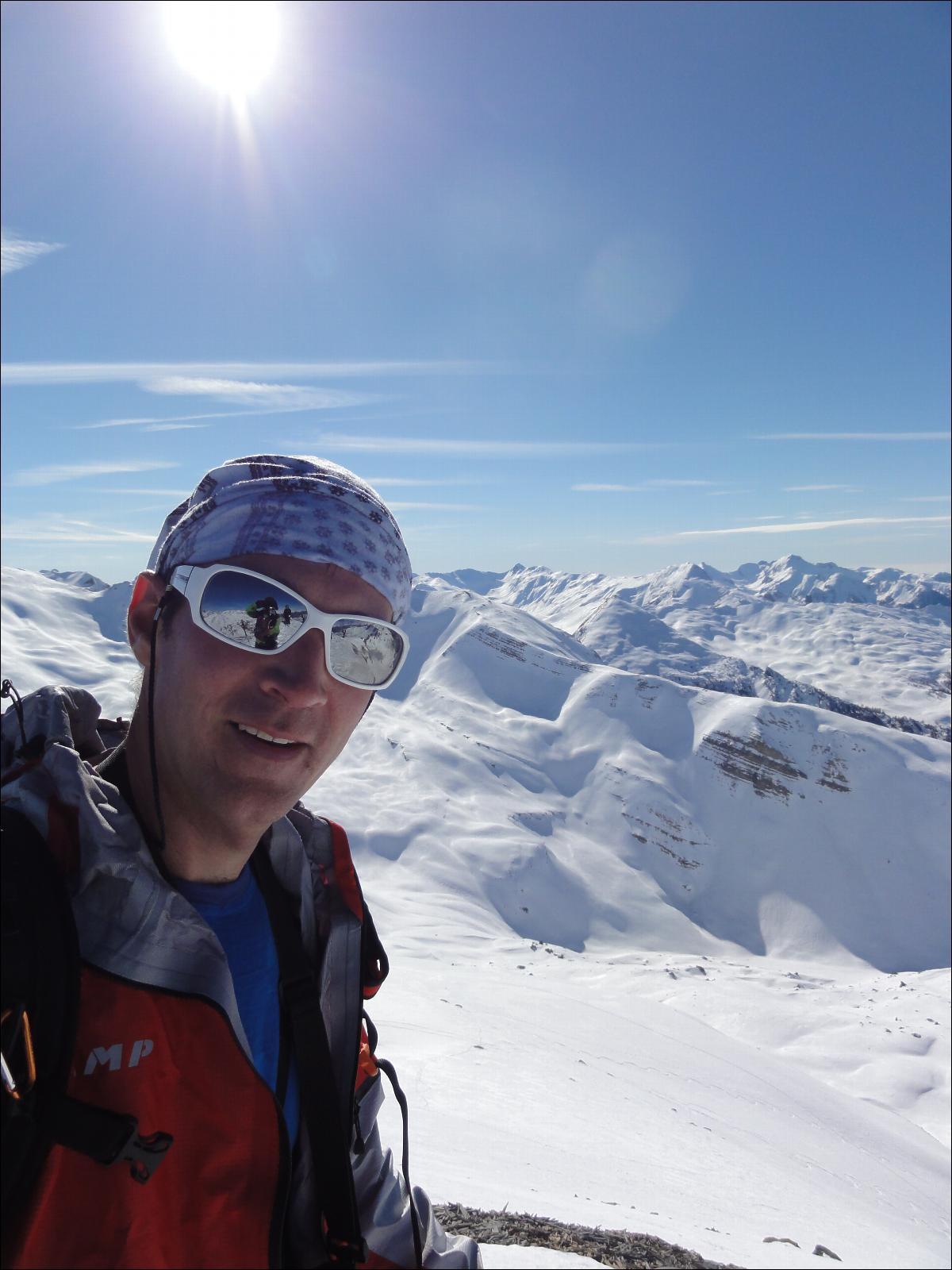 ... Monte Bianco à ski de rando 44691ad0b219