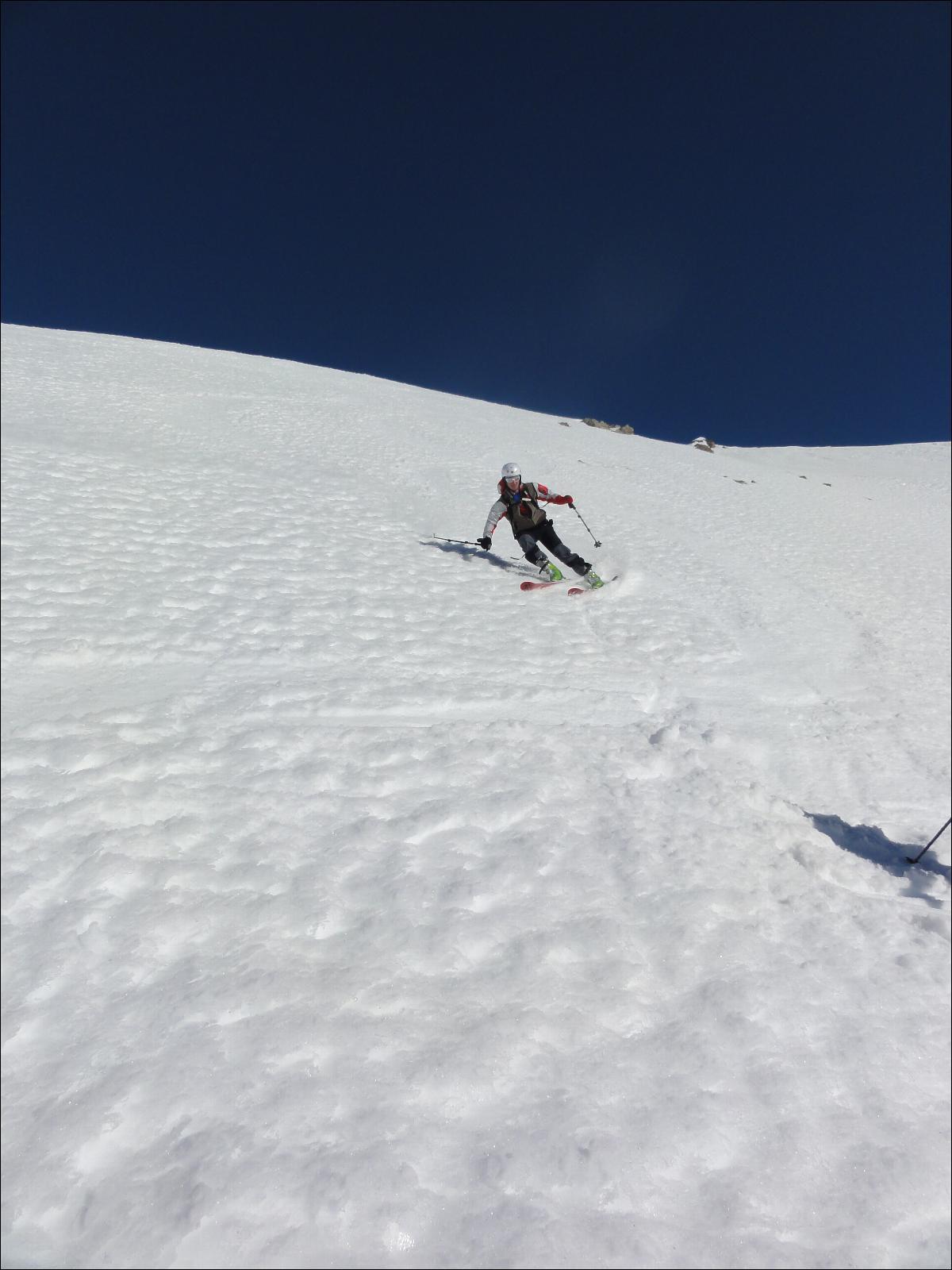 357bfaa088 ... Monte Bianco à ski de rando