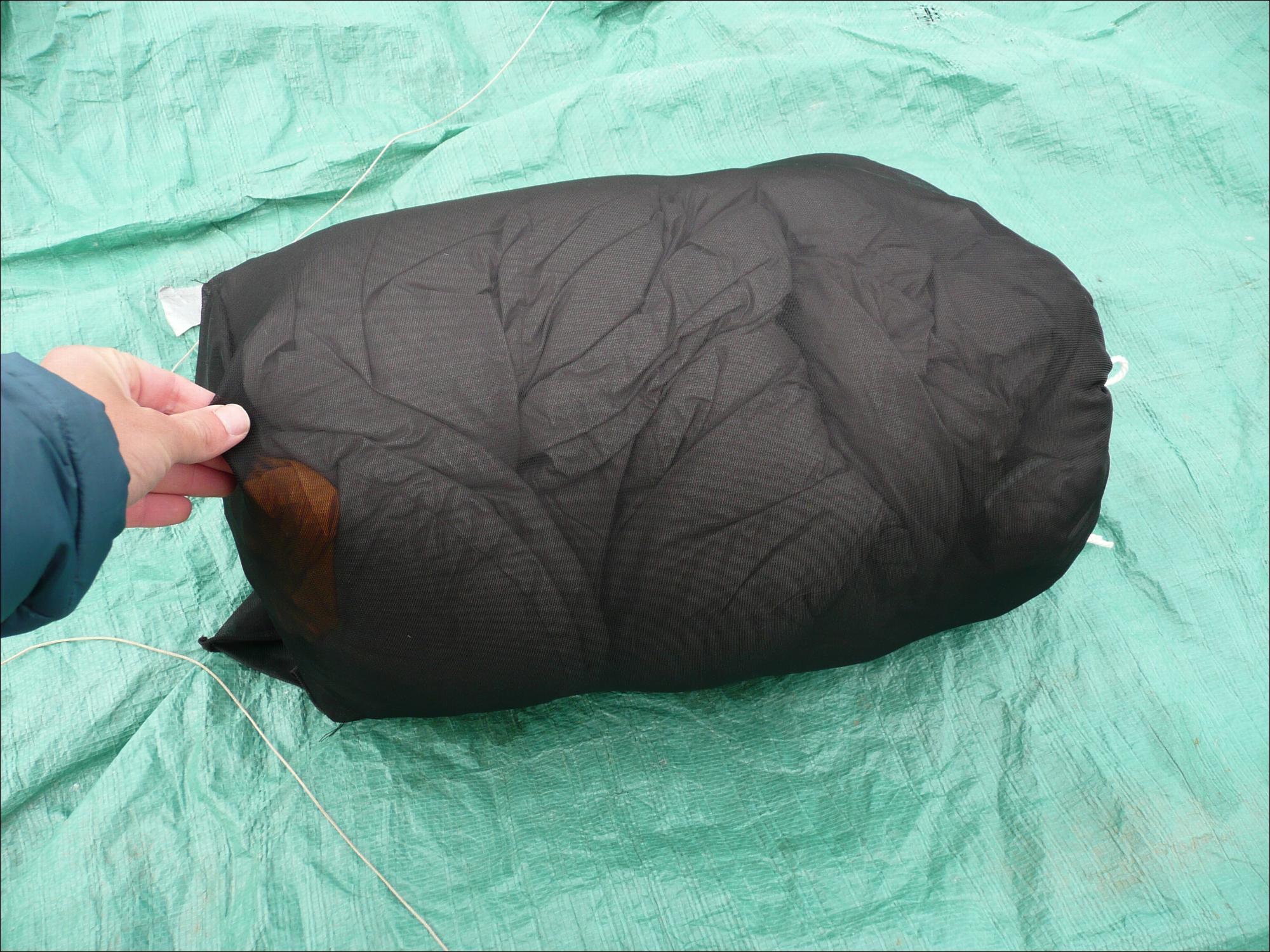Valandr mirage for Housse de compression sac de couchage
