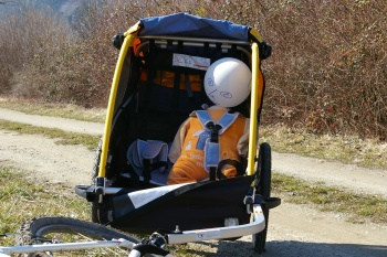 "Le mannequin ""crash test"" pour les tests en terrain difficile !"