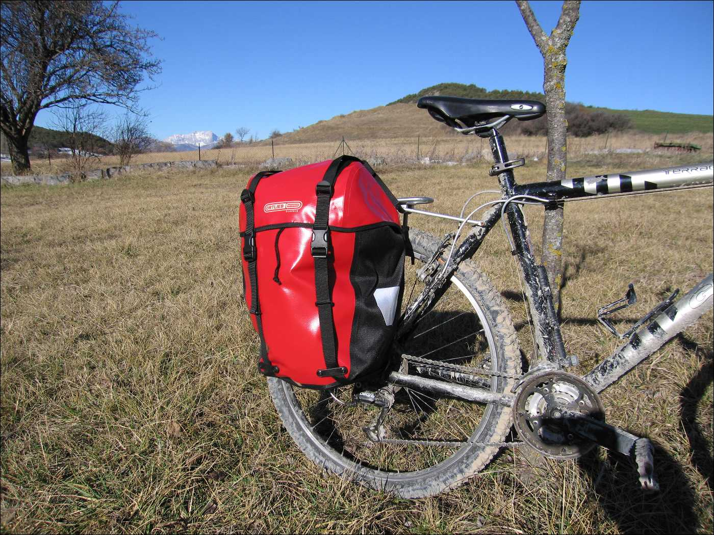 sacoches arri re ortlieb bike packer classic. Black Bedroom Furniture Sets. Home Design Ideas