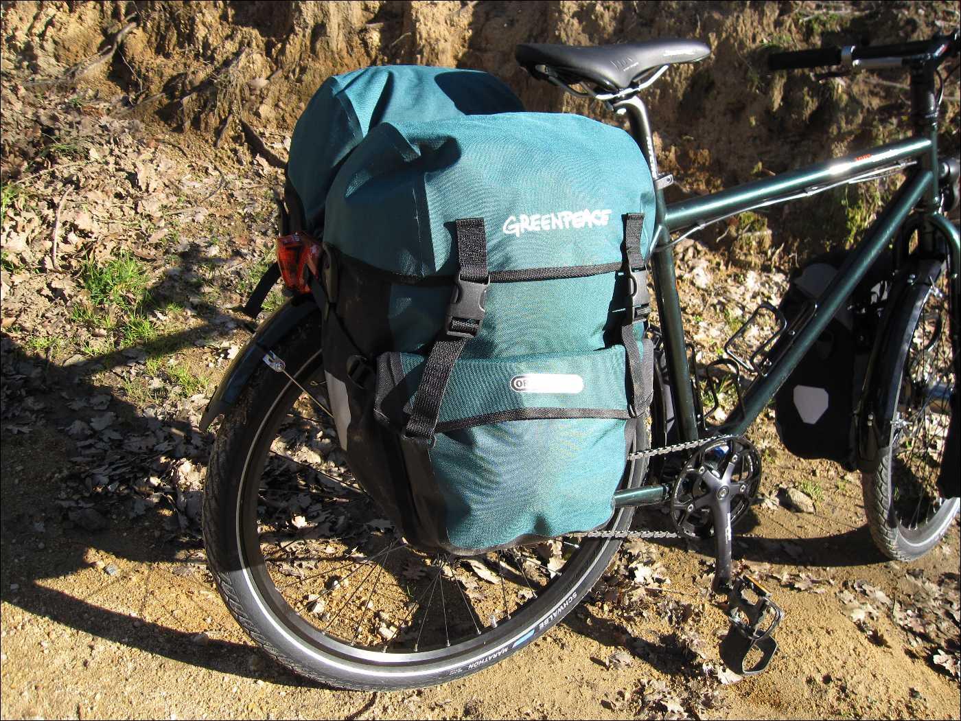Sacoches Arriere Ortlieb Bike Packer Plus