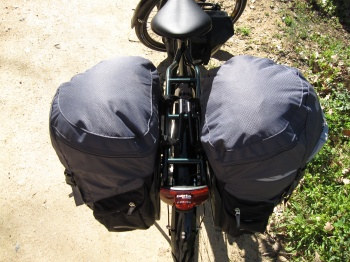 Sacoches Vaude Roadmaster