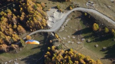 Balaclava cross tech en parapente