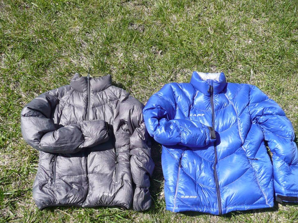 Ed Vest Doudounes 200 Camp Jacket TwTPnq5r
