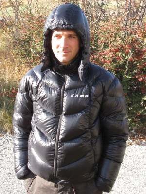 Camp ED Jacket capuche