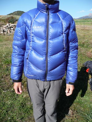 Doudoune Camp ED Jacket
