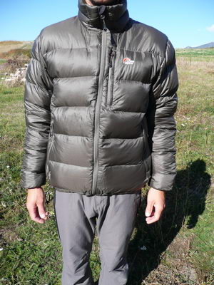 Doudoune Lowe Alpine Down Shield jacket