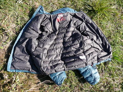 Doudoune Mammut Broad Peak jacket