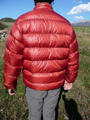 Doudoune Mont Bell Light Alpine jacket