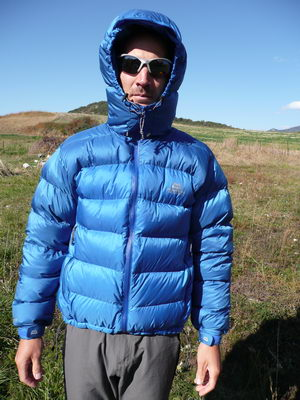 Doudoune Mountain Equipment Vega jacket