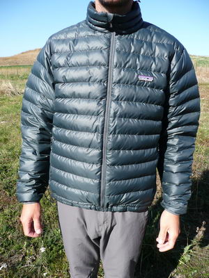 Doudoune Patagonia Down Sweater jacket