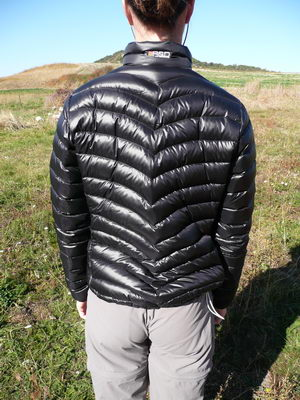 Doudoune Peak Performance Down Liner jacket