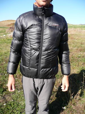 Doudoune Pyrenex Camp 4 jacket