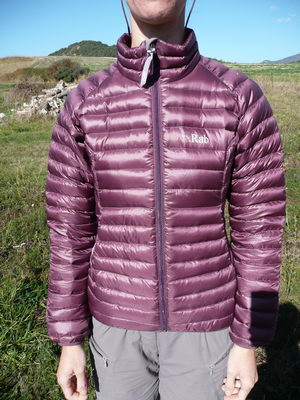 Doudoune Rab Microlight Jacket