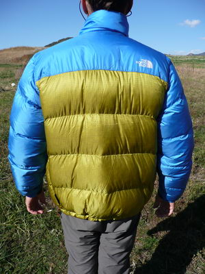 Doudoune The North Face Elysium jacket