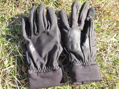 Gants coupe-vent Black Diamond Digital liner