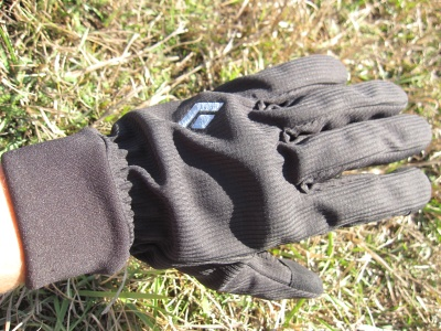 Gants alpinisme coupe-vent Black Diamond Digital Liner