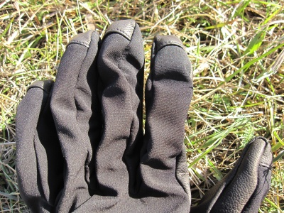 Gants coupe-vent Black Diamond Pilot