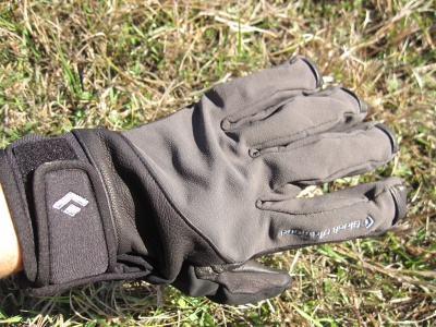 Gants coupe-vent Black Diamond Scree
