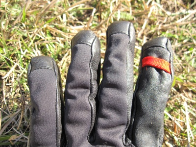 Gants alpinisme coupe-vent Extremities Guide gloves
