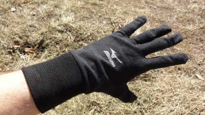 Gants Mizuno Breath Thermo Fleece Glove Light Weight