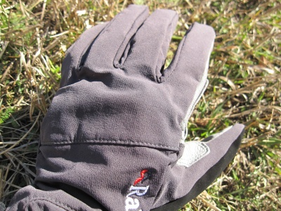 Gants alpinisme coupe-vent Rab VR tour gloves