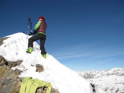 Pantalon Schoeffel Windchill en action