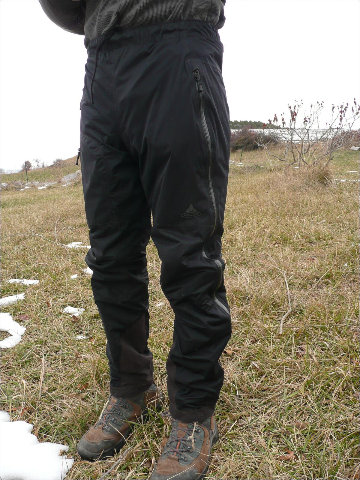 Pantalon imper-respirant Stretched Reality Pant de Vaude